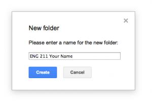 Name New Folder